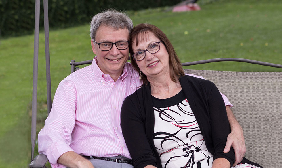 Searching for Words and Answers: A Couple's Lewy Body Dementia Experience