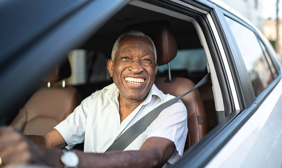 Tips for Older Drivers