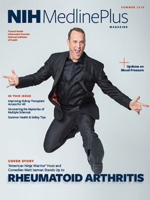Host Matt Iseman of NBC's American Ninja Warrior.