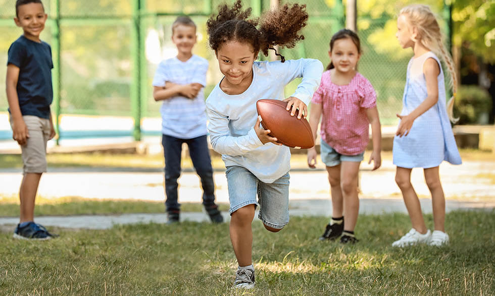 Research supported by NIH is showing new ways to diagnose and treat concussions in children.