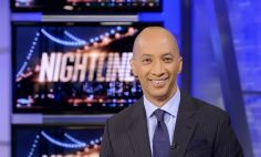 ABC News Nightline co-anchor Byron Pitts was diagnosed with stuttering in elementary school.