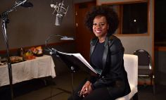 "Actress Viola Davis narrates for the documentary ""A Touch of Sugar,"" which focuses on type 2 diabetes awareness.*"