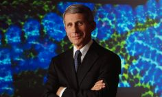 Anthony Fauci, M.D., was promoted to director of the National Institute of Allergy and Infectious Diseases in 1984.