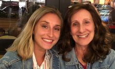 Suzanne Chutchian, right, and her daughter Rachel Chutchian-O'Sullivan have both suffered from endometriosis.