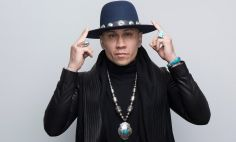 Jimmy Luis Gomez, better known as Taboo.