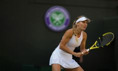 Wozniacki, at the 2019 Wimbledon Championships, was diagnosed with rheumatoid arthritis in 2018.
