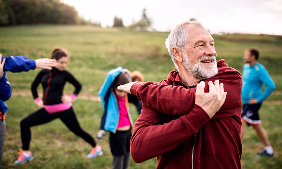 Exercise helps your body release mood-boosting endorphins.