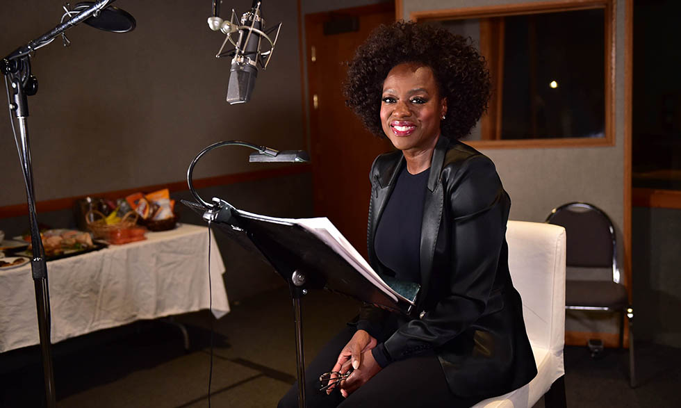 La actriz Viola Davis narra el documental