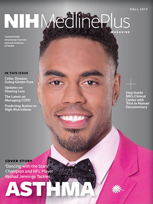 Rashad Jennings on his Asthma