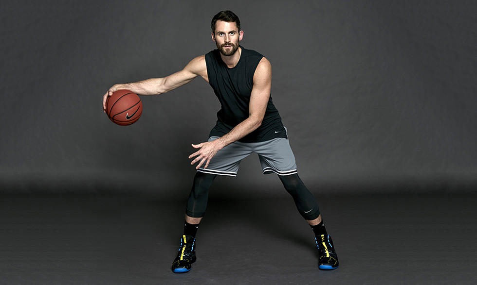 Cleveland Cavaliers player Kevin Love uses medication and therapy to help manage his anxiety and depression.