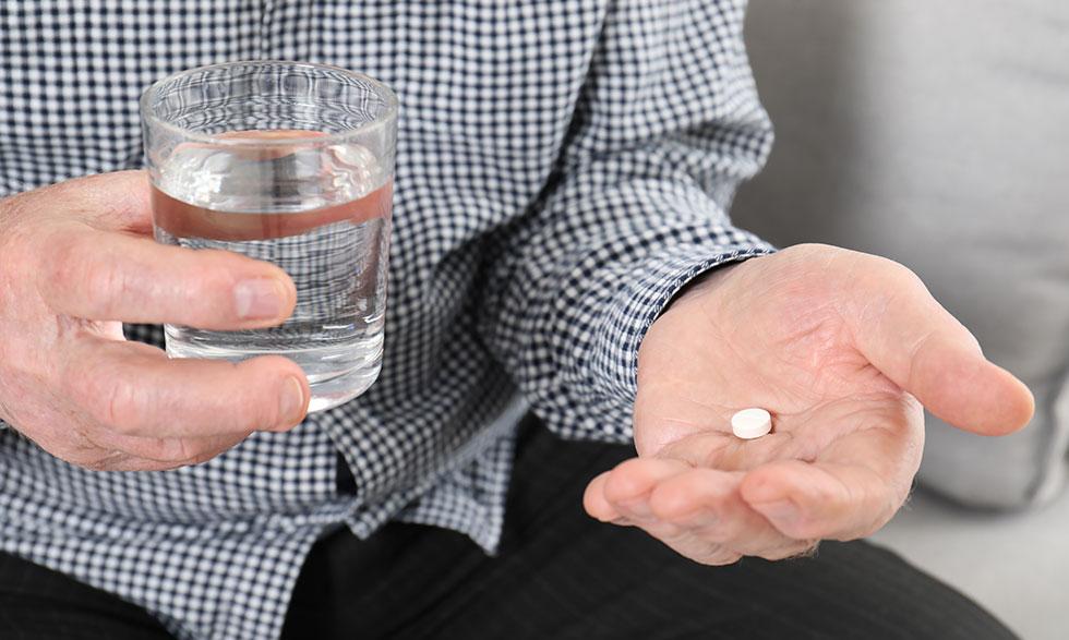 pautas de diabetes aspirina